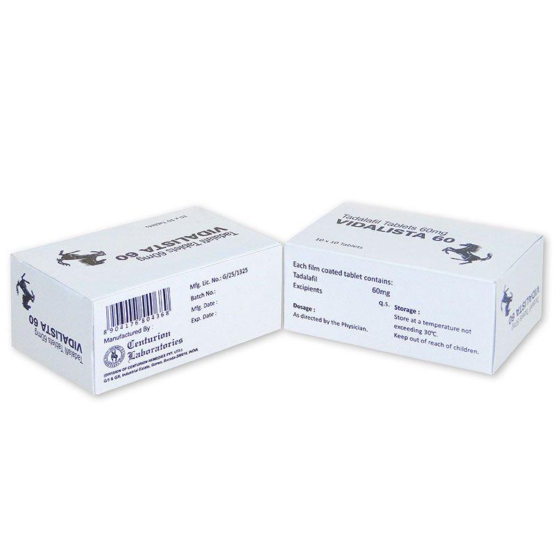 vidalista 20 mg precio